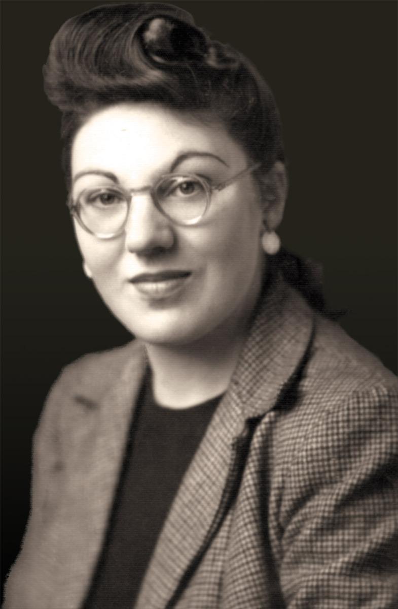 Почитая духовно влиятельных женщин: Дорин Валиенте (1922-1999)